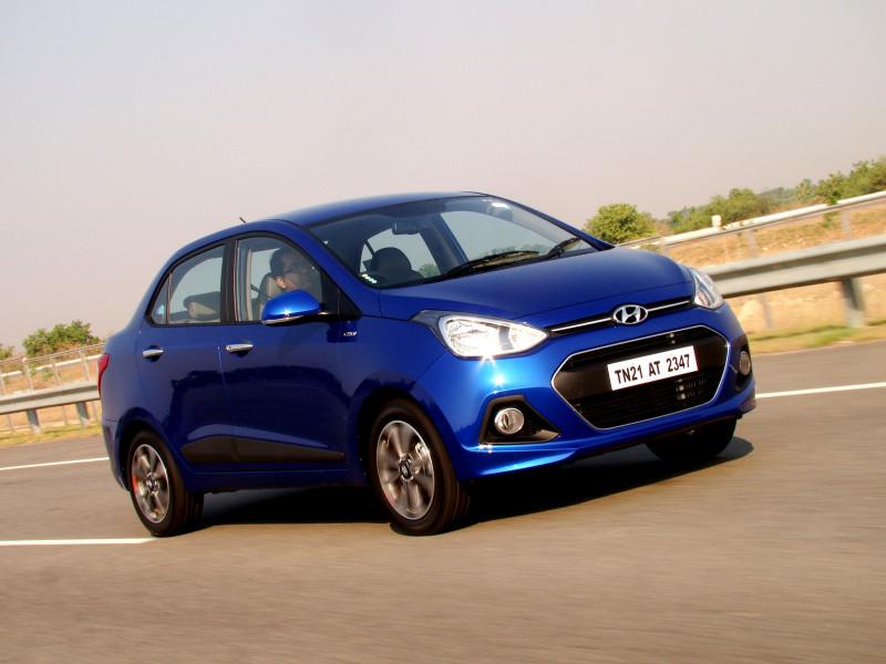 Hyundai Xcent Pictures 25