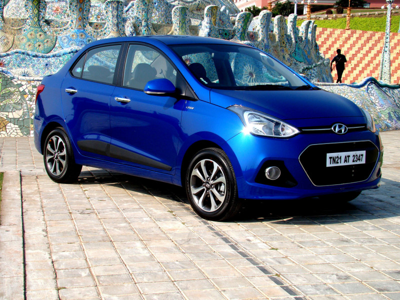 Hyundai Xcent Images Photos And Picture Gallery 205718