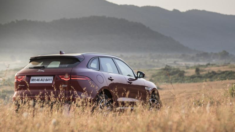 Jaguar F-Pace R-Sport Diesel