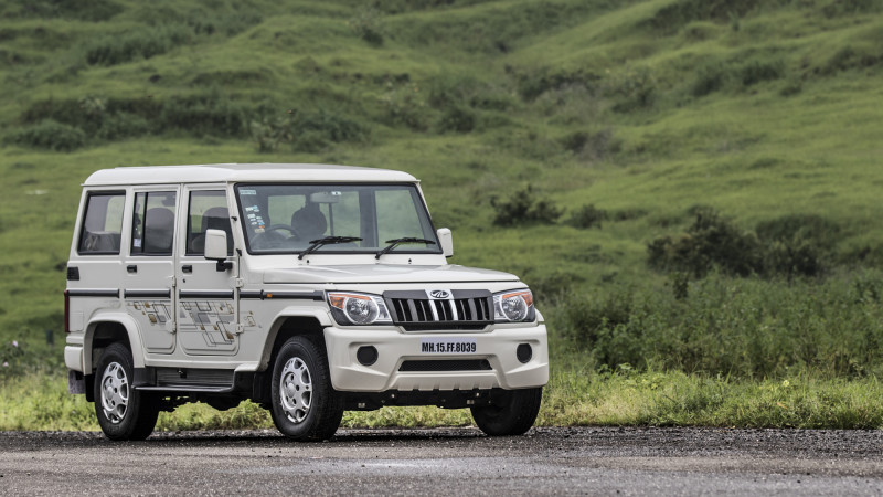 Mahindra Bolero Expert Review Bolero Road Test 206728