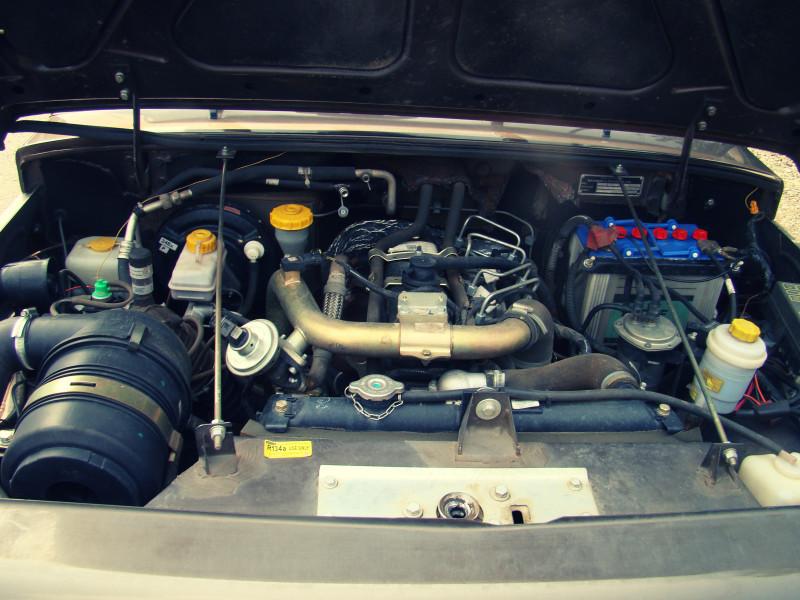 Mahindra Bolero Engine