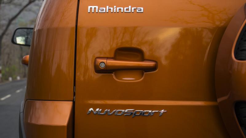 Mahindra Nuvosport Rev15
