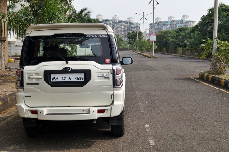 Mahindra Scorpio Images Photos And Picture Gallery
