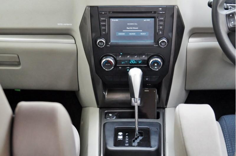 Mahindra Scorpio Automatic 09