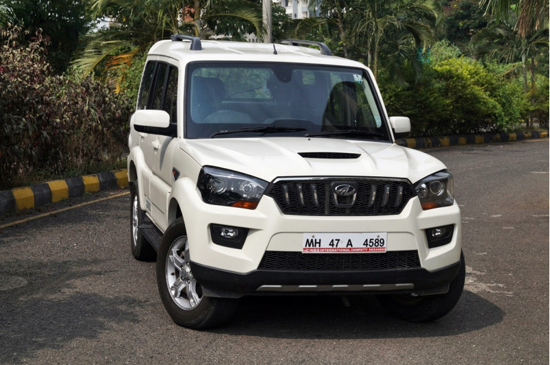Mahindra Scorpio Expert Review Scorpio Road Test 206366
