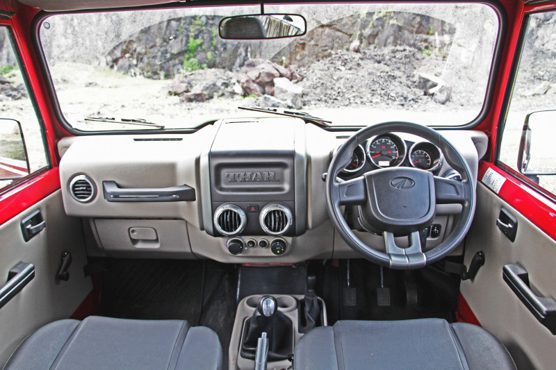 Mahindra Thar Photos 12
