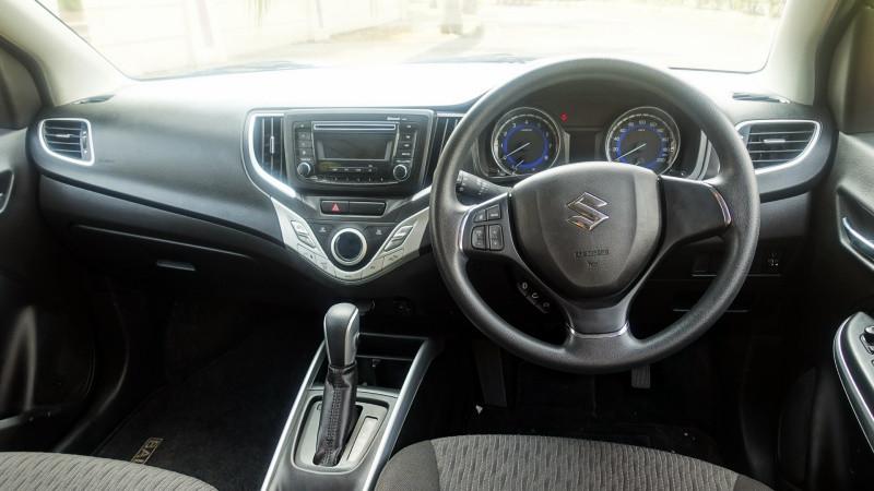 Maruti Baleno Expert Review, Baleno Road Test - 206390 | CarTrade