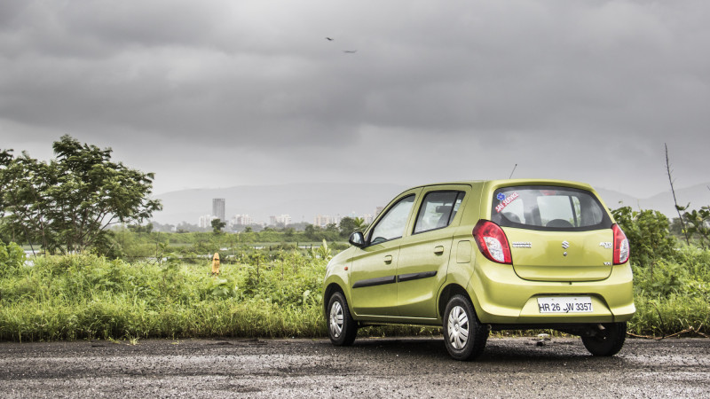 Porsche Dealers In Ma >> Maruti Alto 800 Images, Photos and Picture Gallery - 206686 | CarTrade