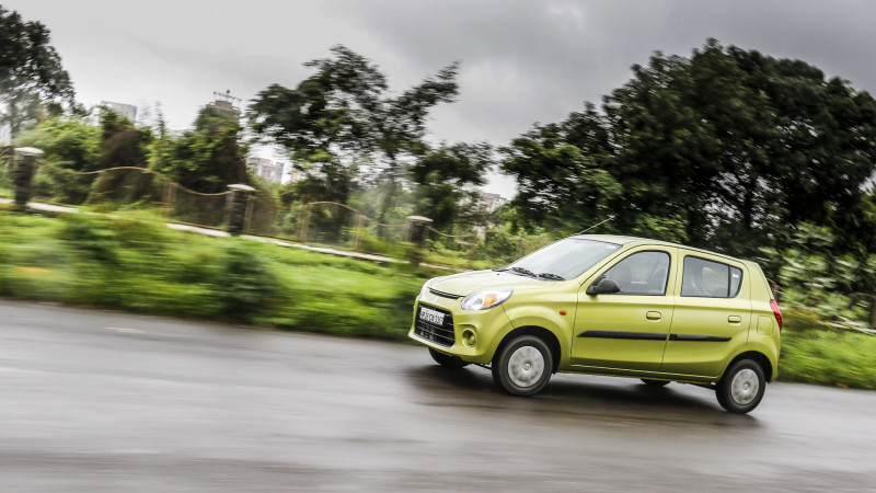 Hyundai Dealers Ma >> Maruti Alto 800 Images, Photos and Picture Gallery - 206686 | CarTrade