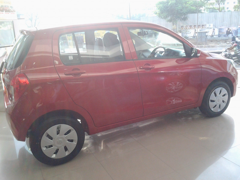 Maruti Celerio Images Photos And Picture Gallery 205402