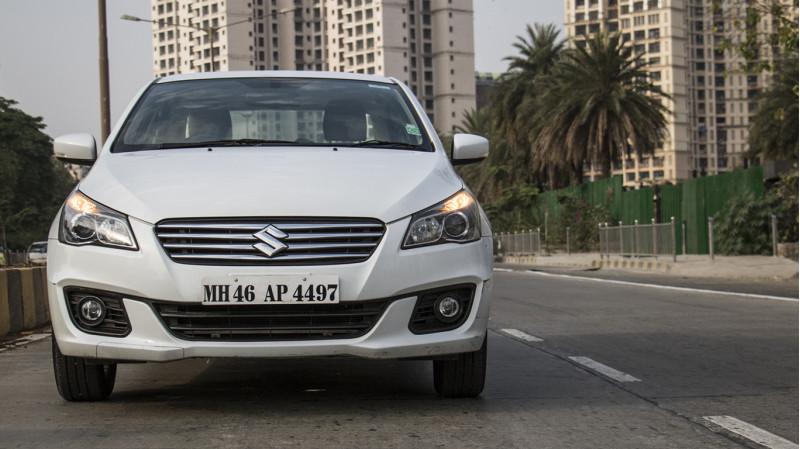 Maruti Suzuki Ciaz Automatic Review CarTrade Photos Images Pics India 20160303 07
