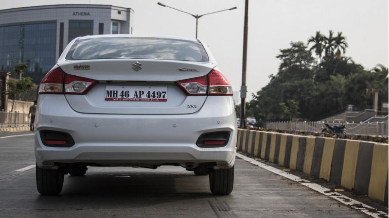 Maruti Suzuki Ciaz Automatic Review CarTrade Photos Images Pics India 20160303 08