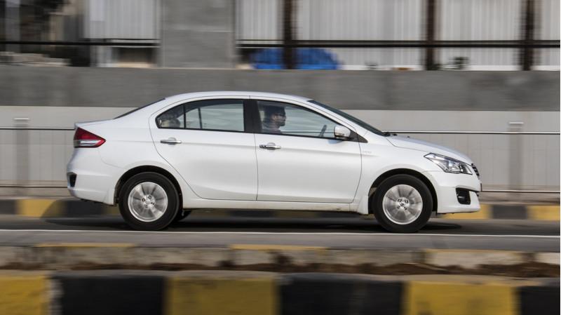 Maruti Suzuki Ciaz Automatic Review CarTrade Photos Images Pics India 20160303 09