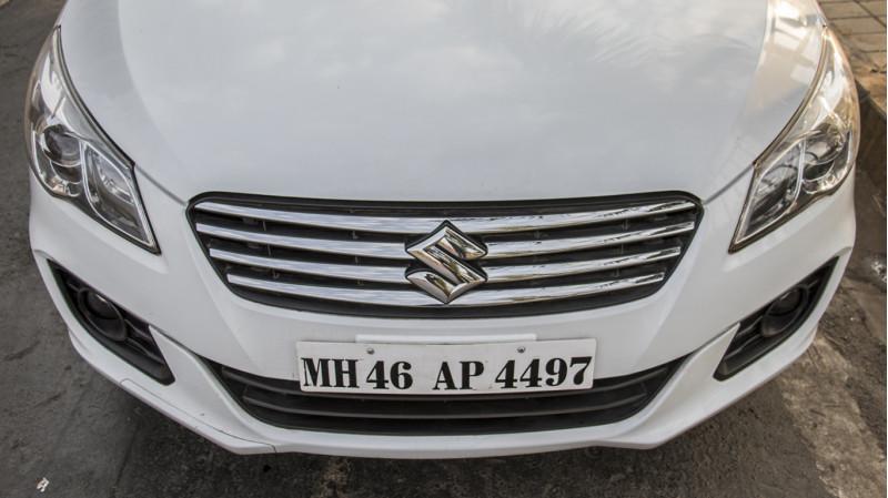 Maruti Suzuki Ciaz Automatic Review CarTrade Photos Images Pics India 20160303 53
