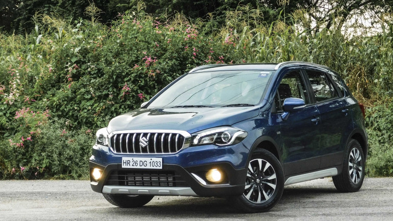 Maruti S-Cross Images, Photos and Picture Gallery - 206926   CarTrade