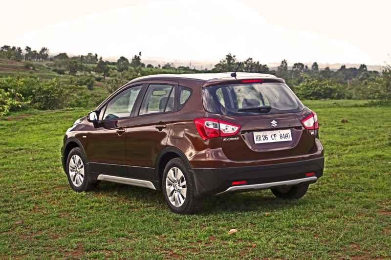 Maruti S Cross Images Photos And Picture Gallery 206224