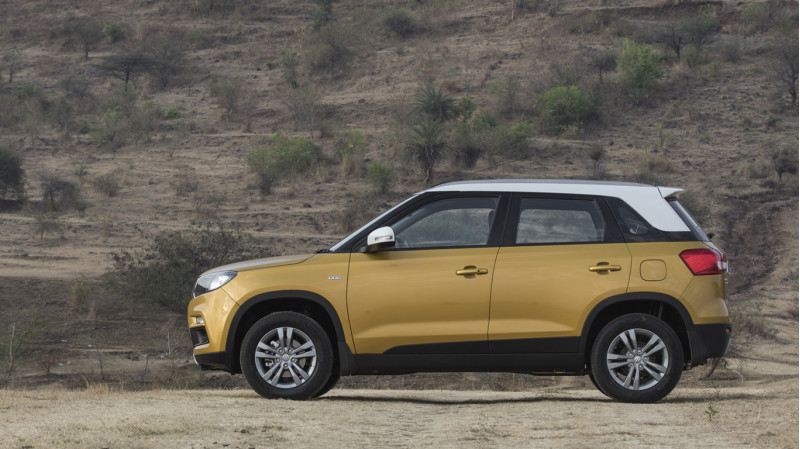Maruti Suzuki Vitara Brezza First Drive Review CarTrade Photos Images Pics India 20160311 24