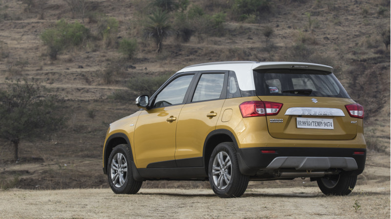 Maruti Suzuki Vitara Brezza First Drive Review CarTrade Photos Images Pics India 20160311 25