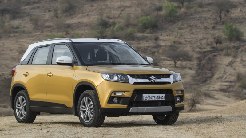 Maruti Vitara Brezza Images Photos And Picture Gallery