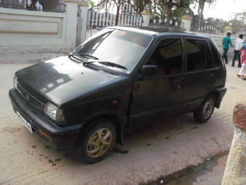 Expert Review On Maruti 800 Car Model - 116026