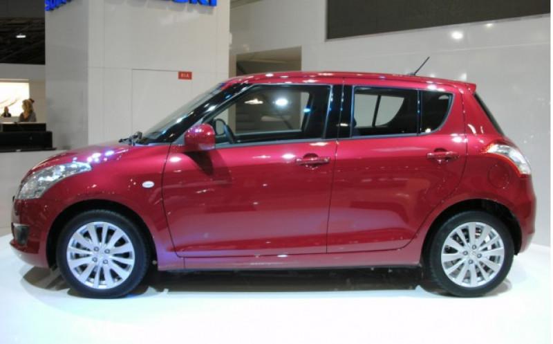 Maruti Swift Expert Review, Swift Road Test - 112498 | CarTrade