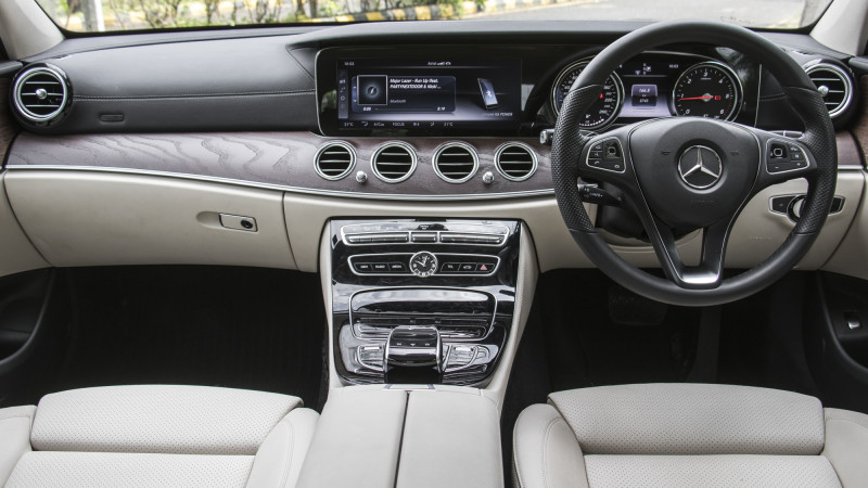 Mercedes Benz E Class E220d First Drive Review