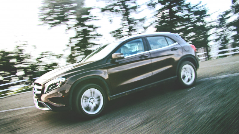 Mercedes Benz GLA Photos 3