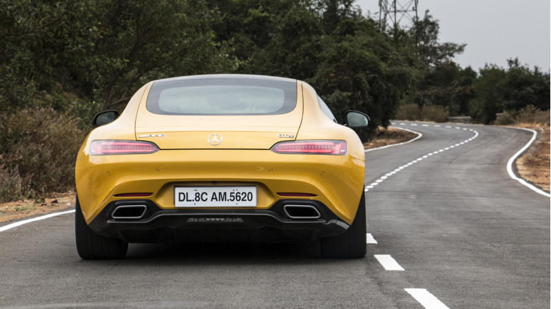 Mercesed AMG GTs Review ExteriorCarWale Photos Images Pics India 20160308 27