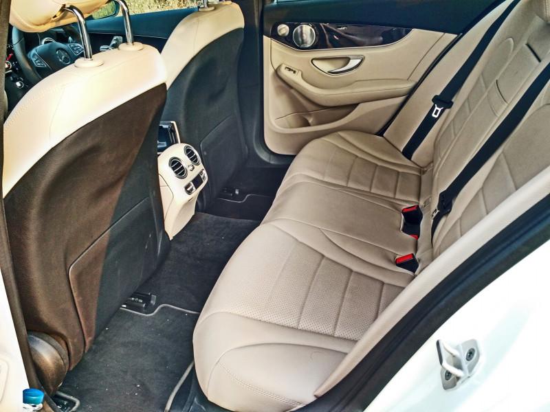 Mercedes Benz C Class Images 16