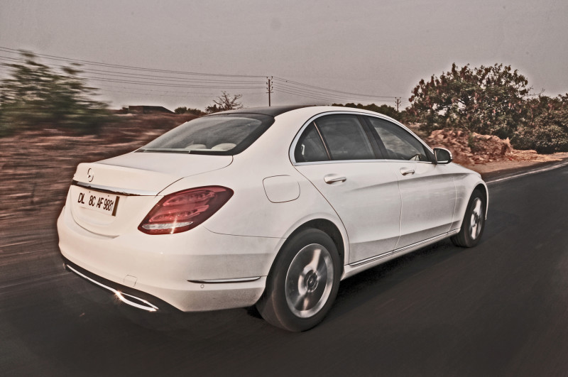 Mercedes Benz C Class Photos 2
