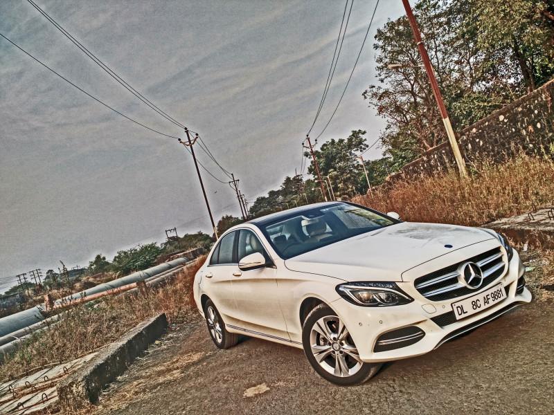 Mercedes Benz C Class Photos 3