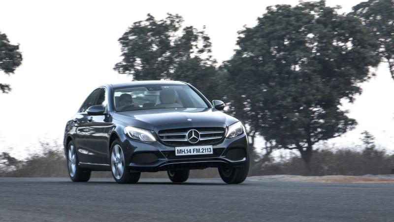 Mercedes Benz C Class Expert Review C Class Road Test 206554