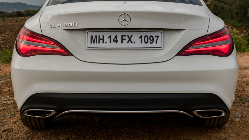 Low Price In India >> Mercedes Benz CLA Class Expert Review, CLA Class Road Test - 206759 | CarTrade