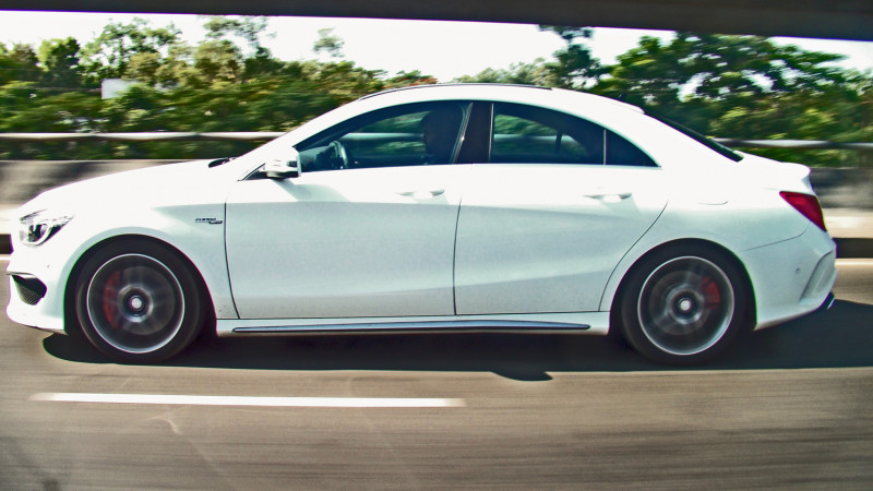 Mercedes Benz Cla Class Images Photos And Picture Gallery