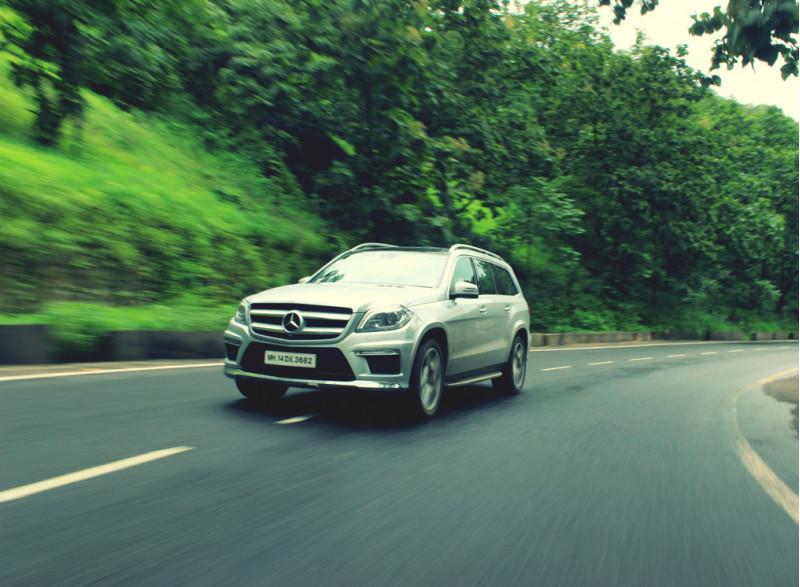 Mercedes Benz GL Class Images 9