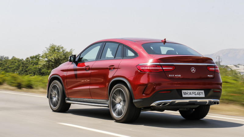 Mercedes benz gle class expert review gle class road test for Mercedes benz gle review