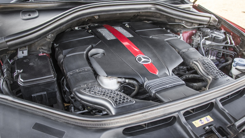 Mercedes GLE 450 AMG Coupe 81
