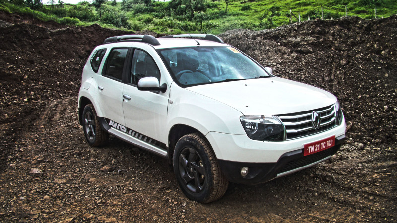 Renault Duster AWD Photos 11