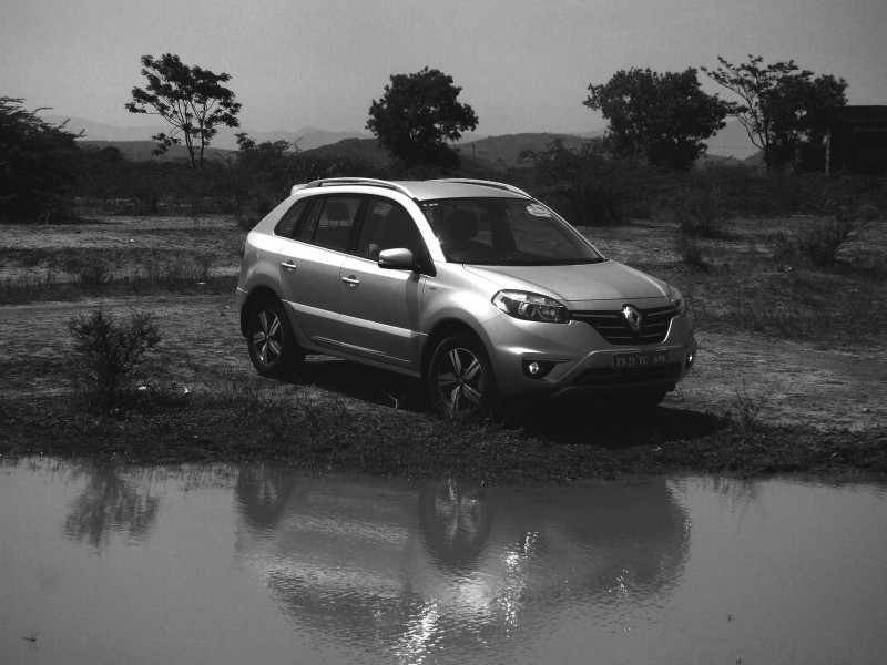Renault Koleos Review 17