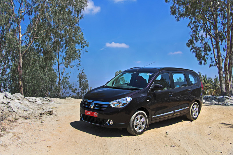 Renault Lodgy Images 2