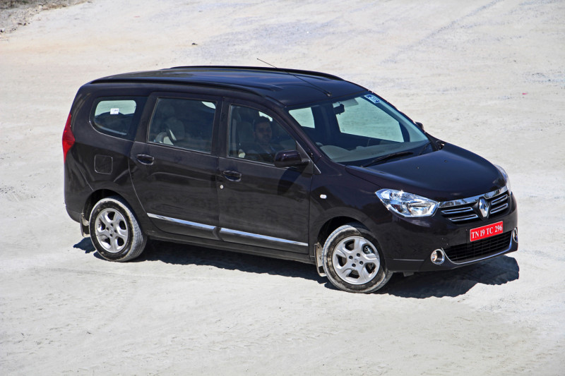 Renault Lodgy Images 20