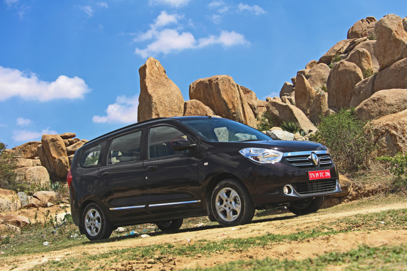 Renault Lodgy Images 9
