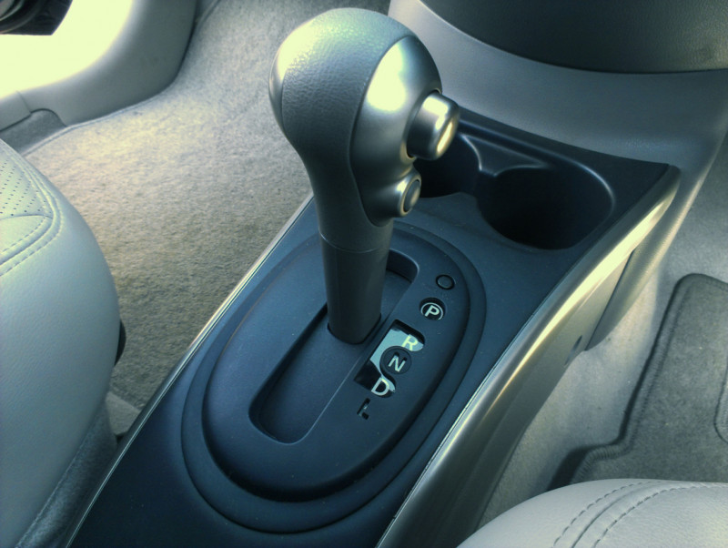 Renault Scala Automatic Transmission picture