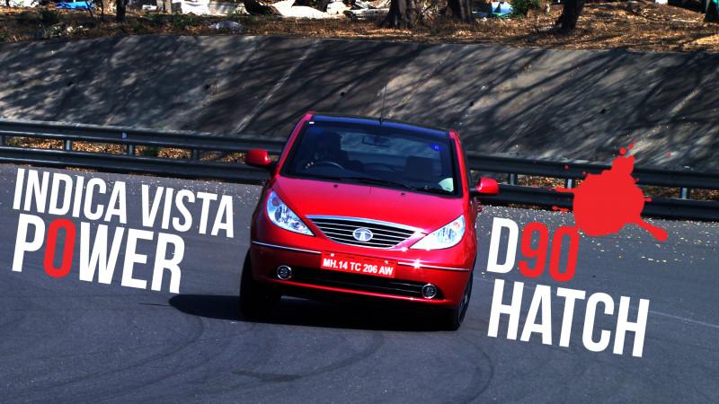 Tata Indica Vista Cover Pic