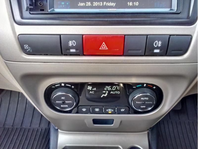Tata Indica Vista D90 AC Control