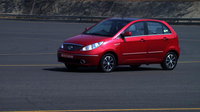 Tata Indica Vista D90 Diesel Image