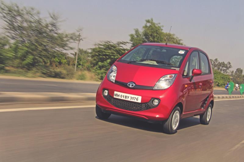 2015 Tata Nano Images 4