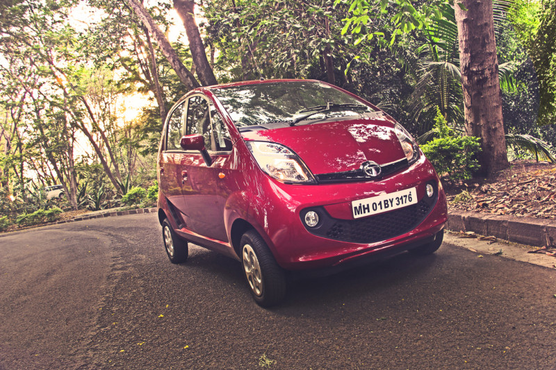 2015 Tata Nano Photos 17