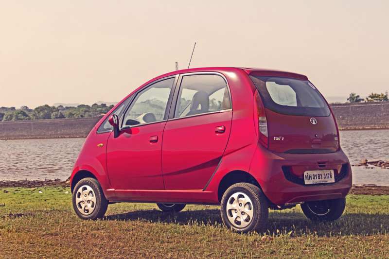 2015 Tata Nano Photos 8