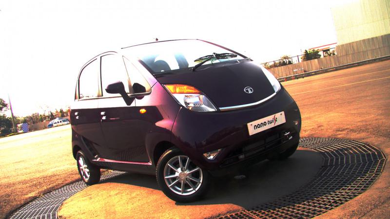 Tata Nano Twist Pictures 17